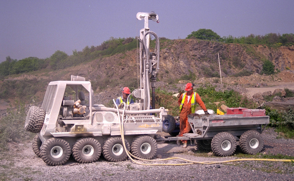 the Feasibility of engineering-geological surveys