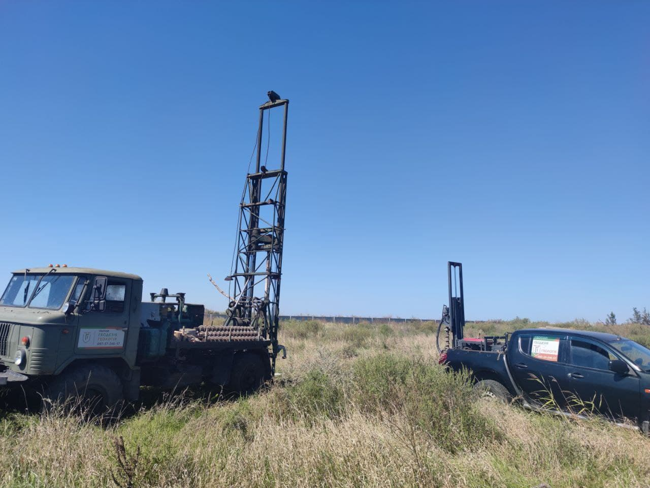 Drilling operation − a universal method of qualitative Drilling
