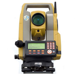 Robotic total station Topcon PS