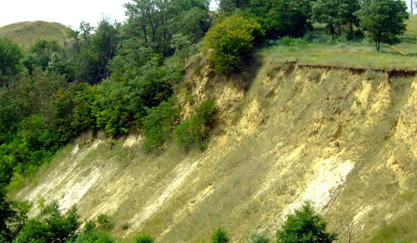 Engineering-geological conditions of Sumy region