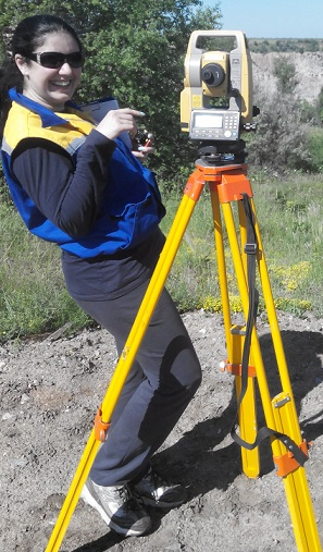 a List of all surveying equipment used by the company Guild Engineering